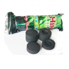 Kokybiškos anglies tabletės