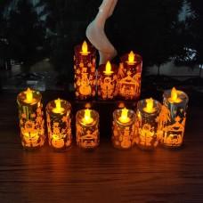 Elektroninės LED žvakės