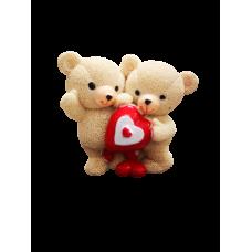 Statulėlė BEAR LOVE