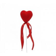 Širdelė ant pagaliuko