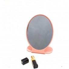 Pastatomas apvalus veidrodėlis