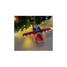 Kalėdinė dekoracija su holograma
