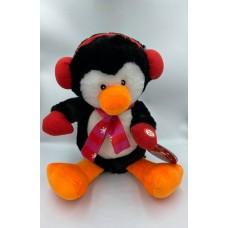 Grojantis kalėdinis pingvinas