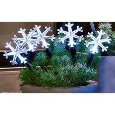 Dekoratyviniai LED žibintai, 5vnt