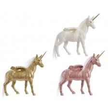 Pegasus vienaragis su blizgučiais