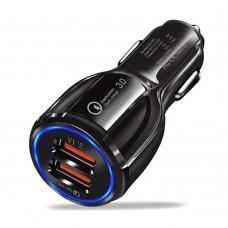 USB adapteris automobiliui, 12V-32V
