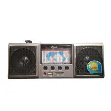 Išskirtinio dizainio radijo imtuvas