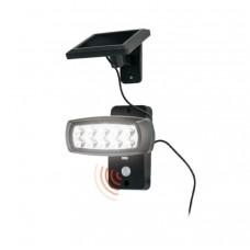 Lauko LED šviestuvas su judesio jutikliu