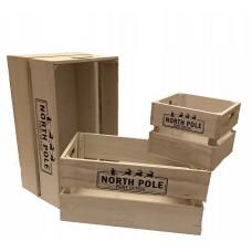 Medinė dekoratyvinė dėžė